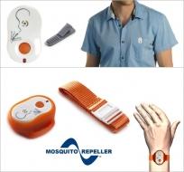 Mosquito Repeller™ elektronický repelent proti komárom - prenosný
