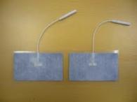 Elektródy k TENS samolepiace 80x45 mm / 4ks v bal